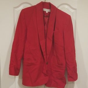 Womens Valerie Steven's Wool Jacket